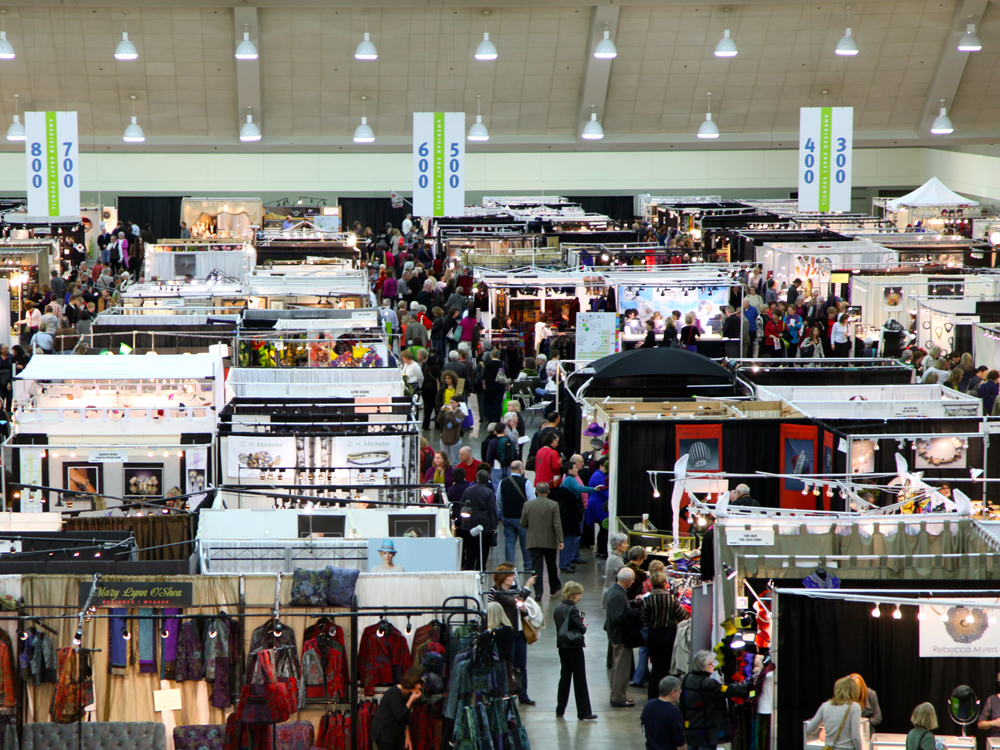 New opportunites at 2014 acc baltimore show american for American craft council show