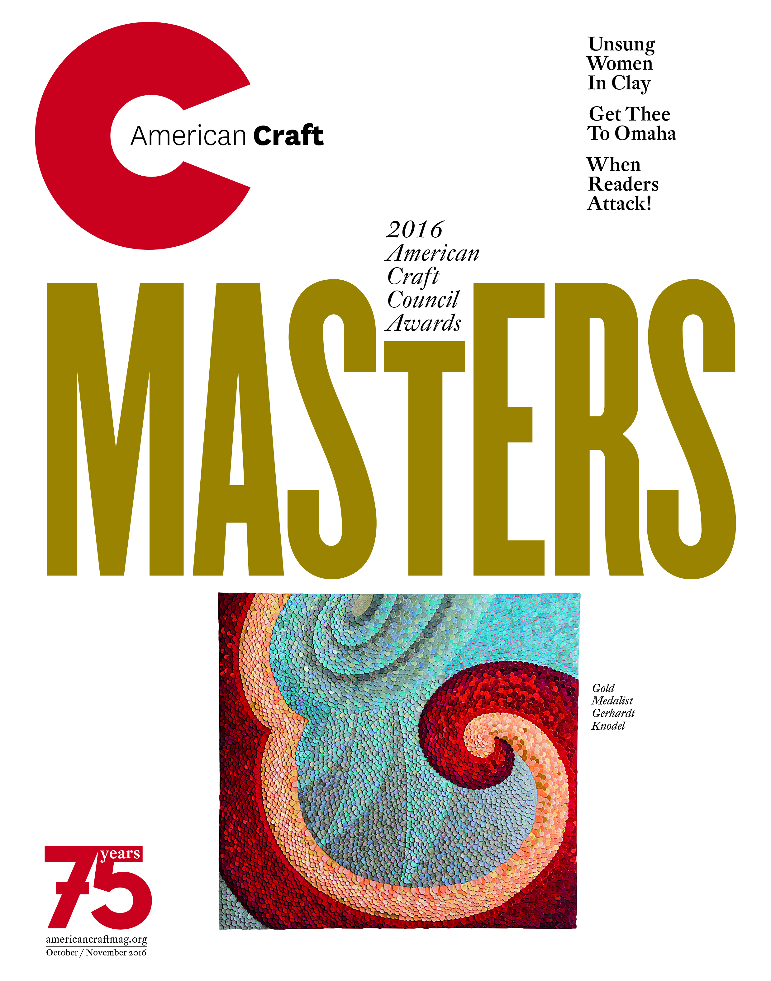 Issues | American Craft Council
