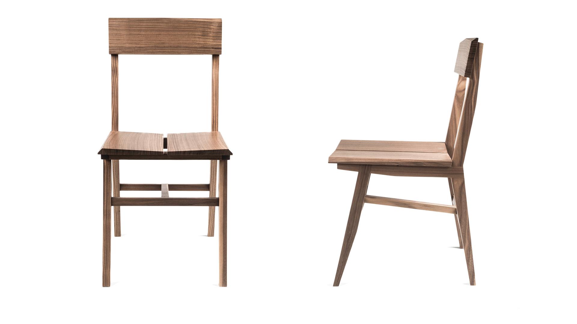 Jones And Callahan Rift Chairs