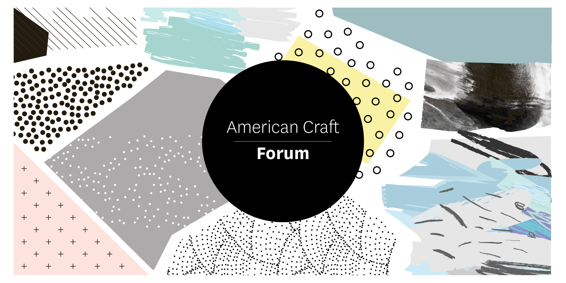 American Craft Forum April 2020 Series Header