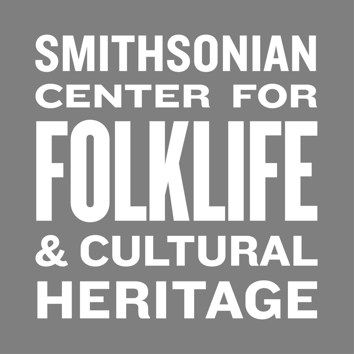Smithsonian Center for Folk Life & Cultural Heritage logo