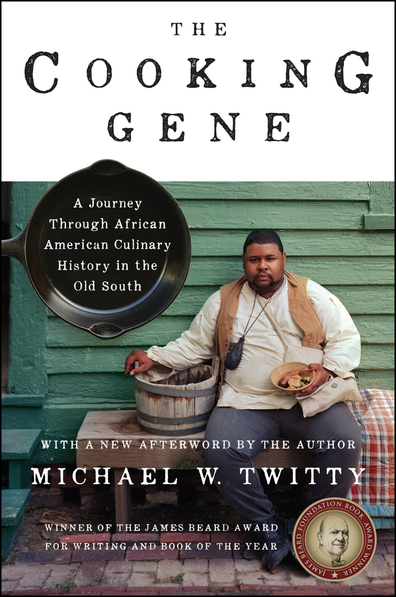 Michael Twitty The Cooking Gene Cover