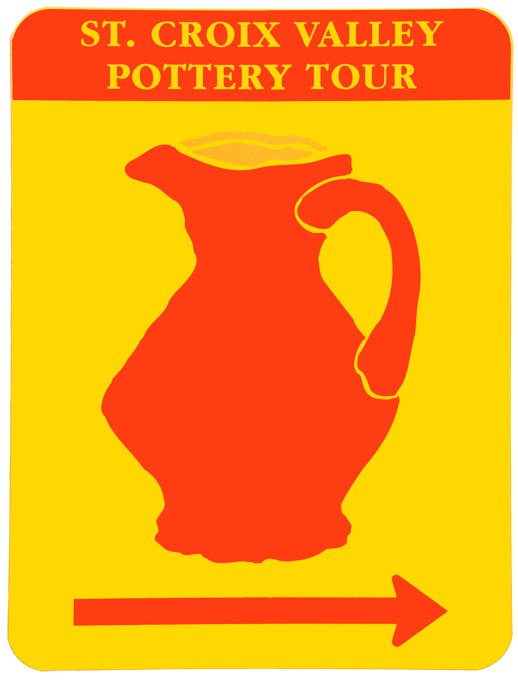 St. Croix Valley Pottery Tour Logo