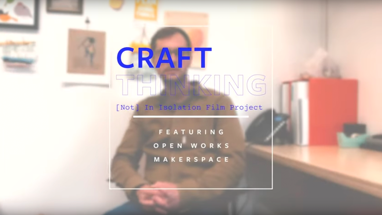 Craft Thinking Open Works thumbnail