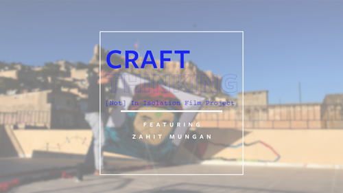 Craft Thinking Zahit Mungan thumbnail