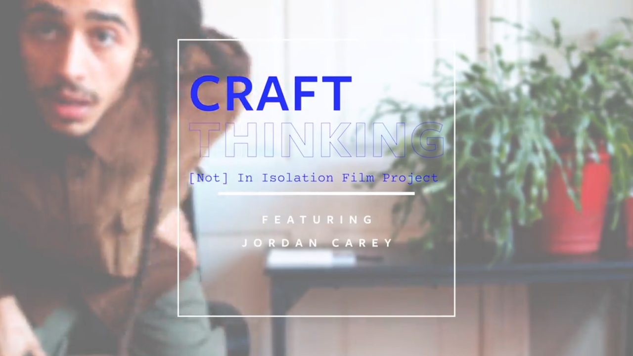 Craft Thinking Jordan Carey Loquat thumbnail
