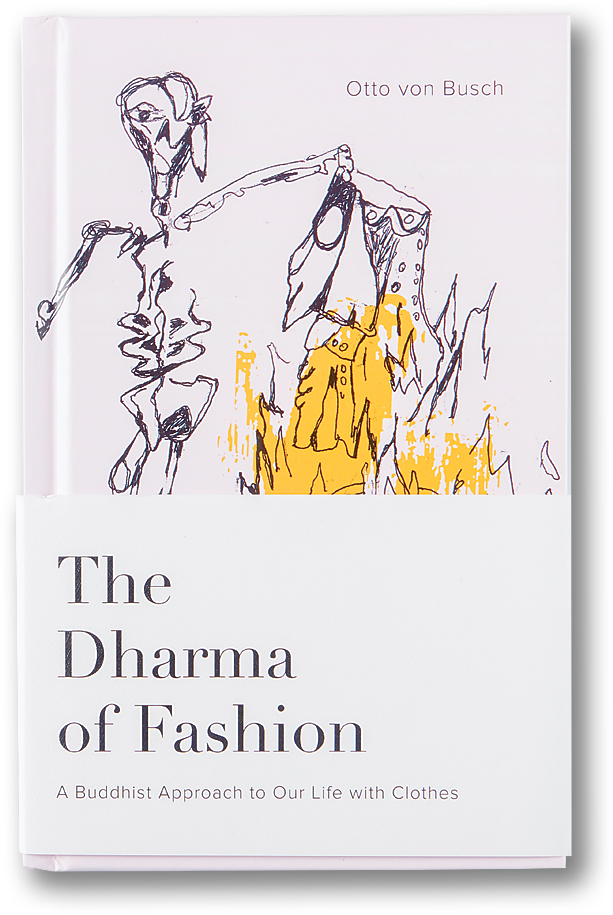 The Dharma of Fashion cover