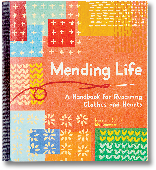 Mending Life cover