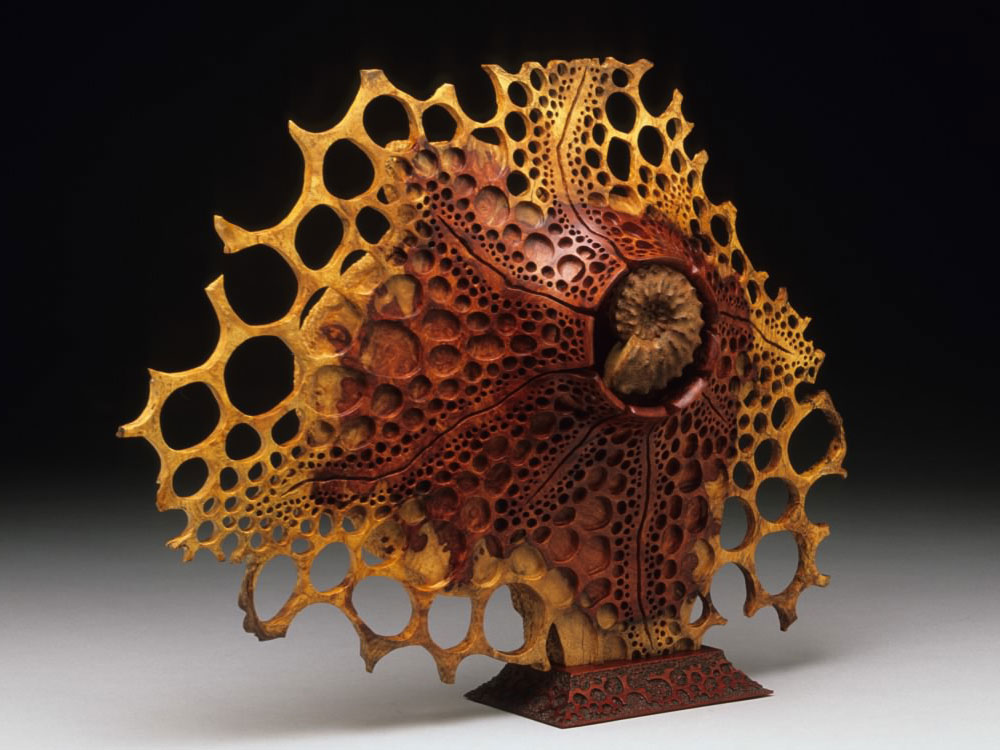 Mark doolittle s biological sculptures american craft