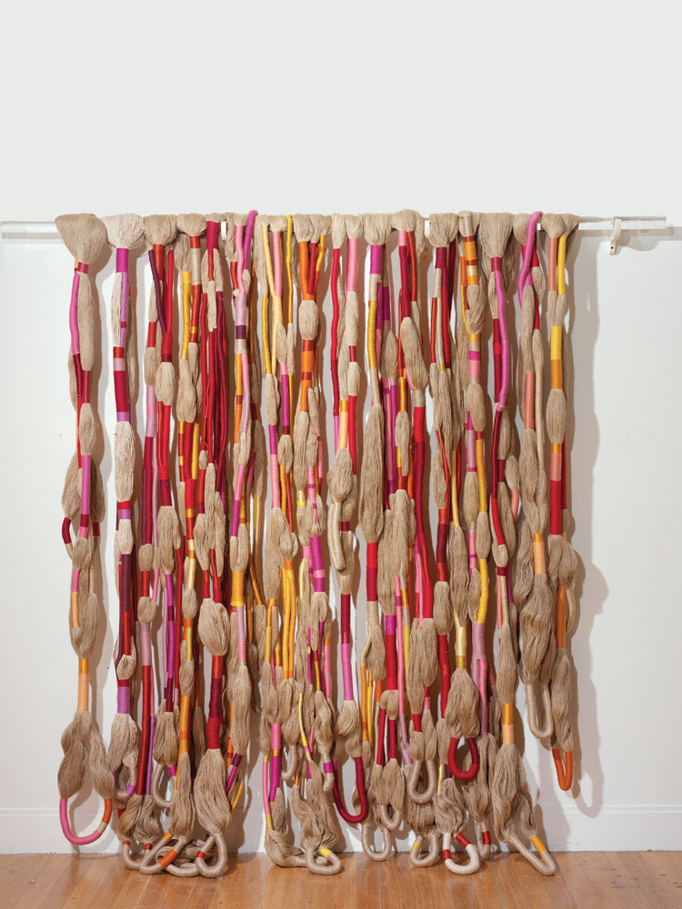 Itinerant Artist Sheila Hicks American Craft Council