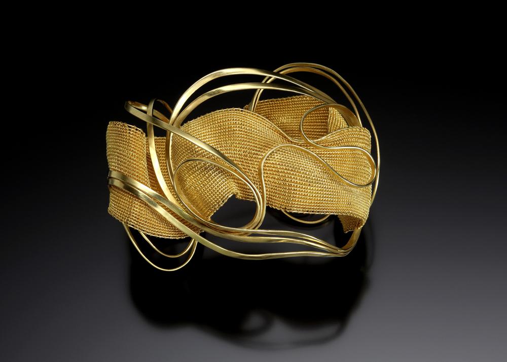 Japan gold bracelet 18k