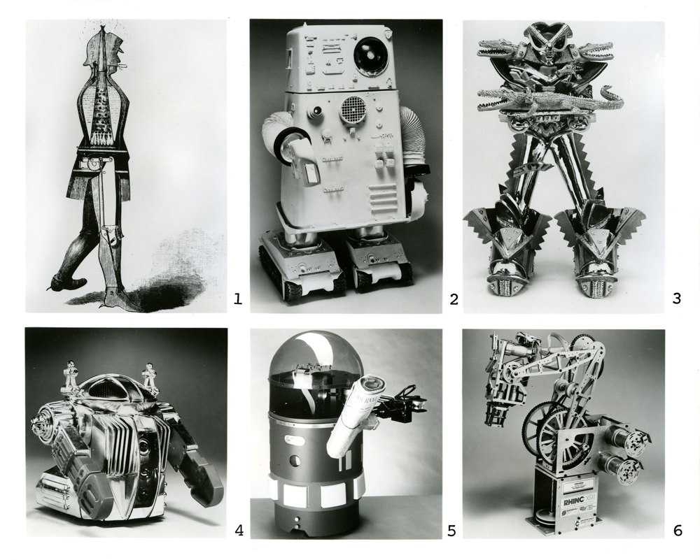 The Robot Exhibit: History, Fantasy, and Reality | American Craft ...