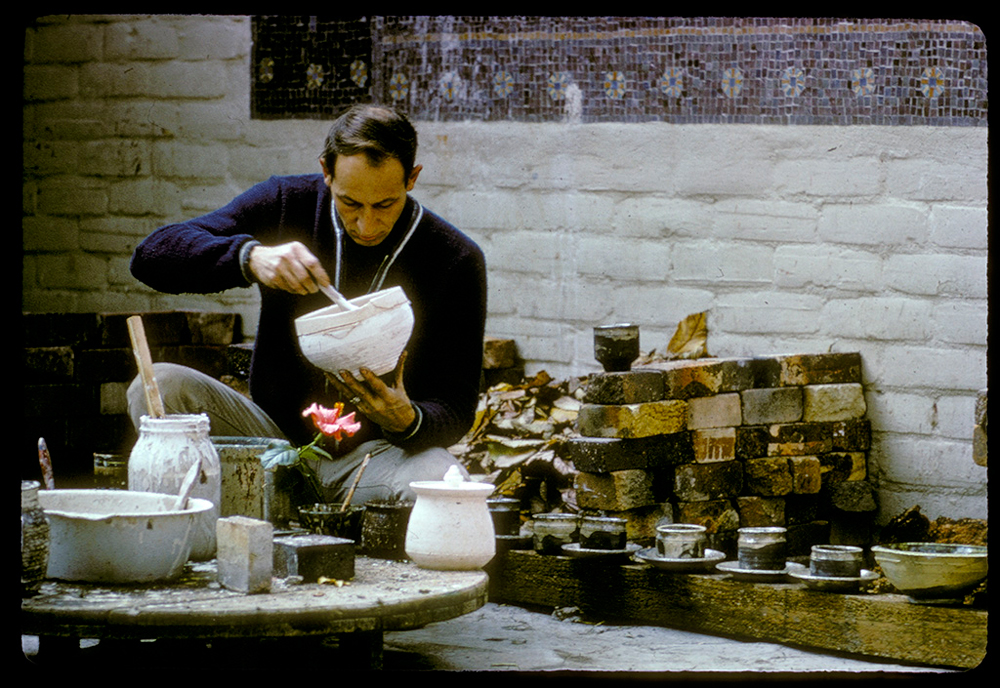 Paul Soldner and the Birth of American Raku | American Craft Council