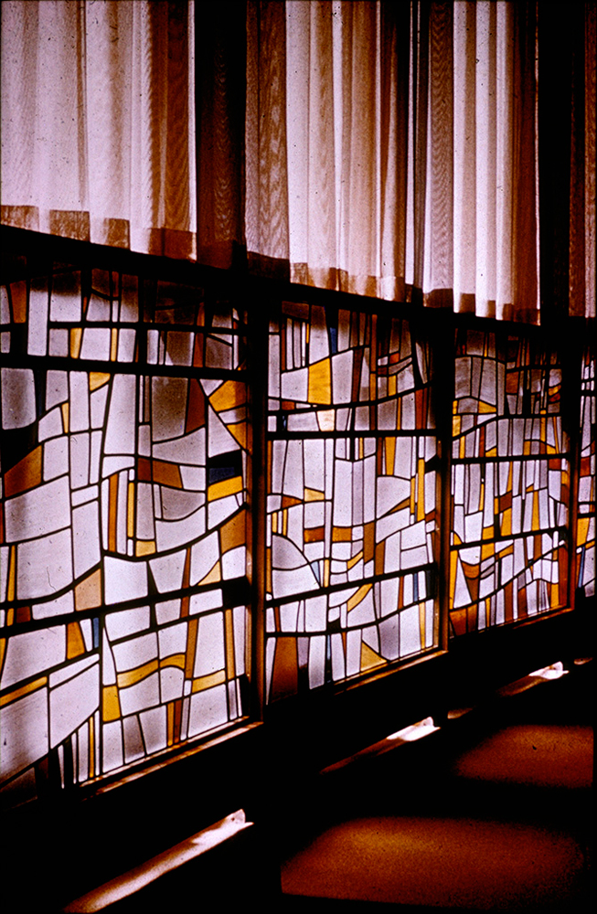 robert sowers the architectural art of glass american craft council