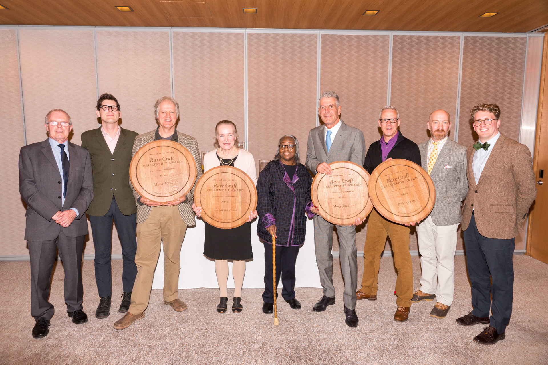 2015 Rare Craft Fellowship Award