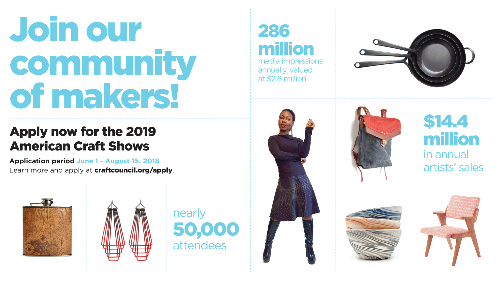 2019 American Craft Shows