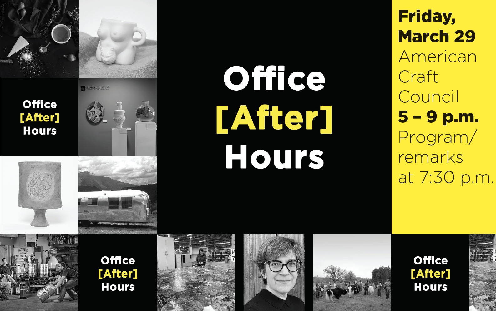 Office After Hours American Craft Council