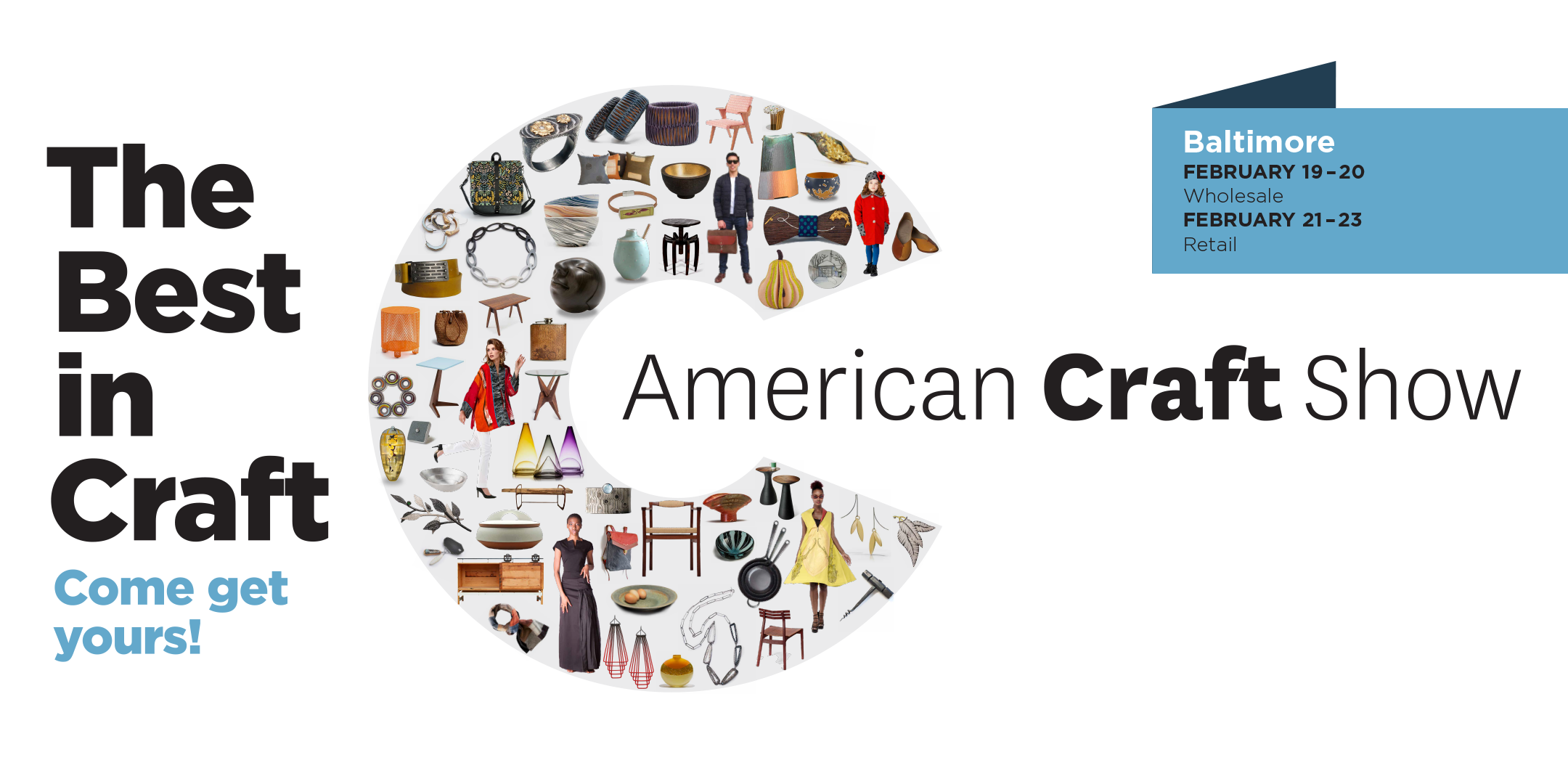 American Craft Show Baltimore 2020 American Craft Council