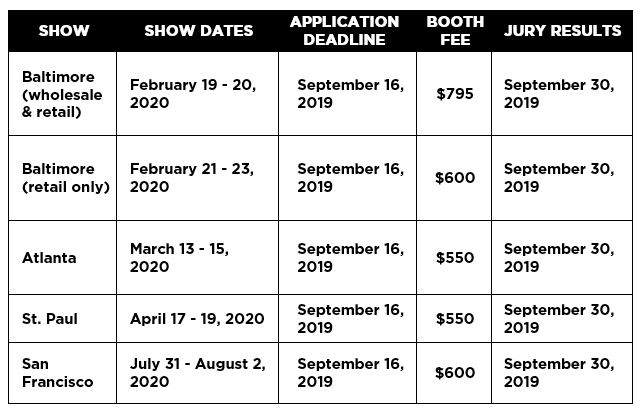 Hip Pop 2020 dates, deadline, and fees