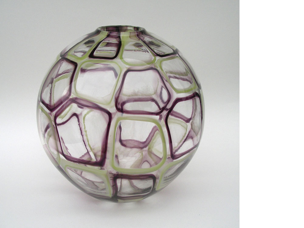 Solos Glass American Craft Council