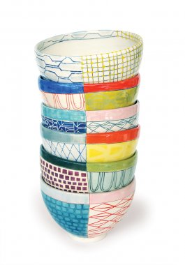 Eleanor Anderson, Party Stack