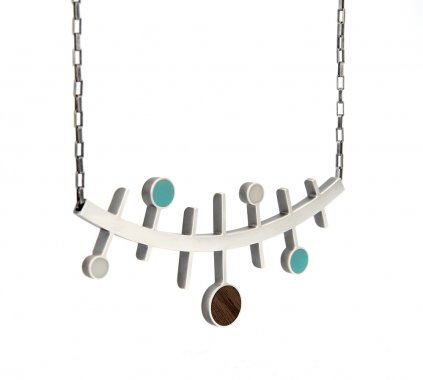 Matthew Smith Frequency Necklace