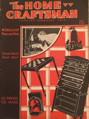 The Home Craftsman January/February 1936