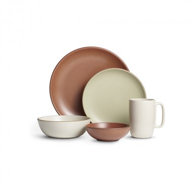 Dinnerware by Cathy Bailey and Robin Petrovic