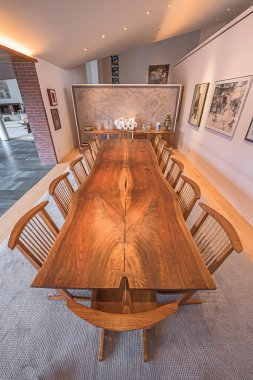 Marlin Miller Jr George Nakashima table