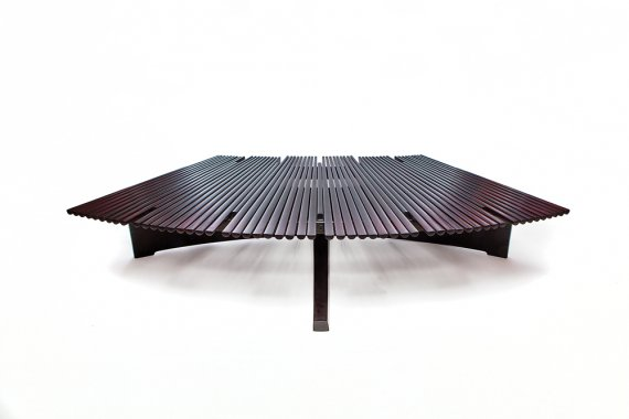 Thomas Hucker Fan Table