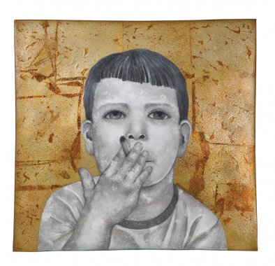 Jessica Calderwood, Smoking Boy