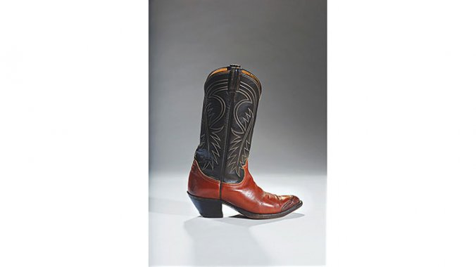 Tony Lama cowboy boot