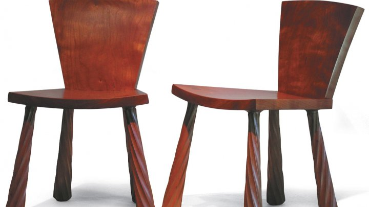 Richard Scott Newman, Child Chairs.