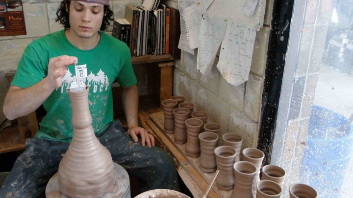 how profitable is a pottery painting studio