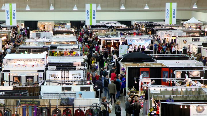 American Crafts Council Show Baltimore