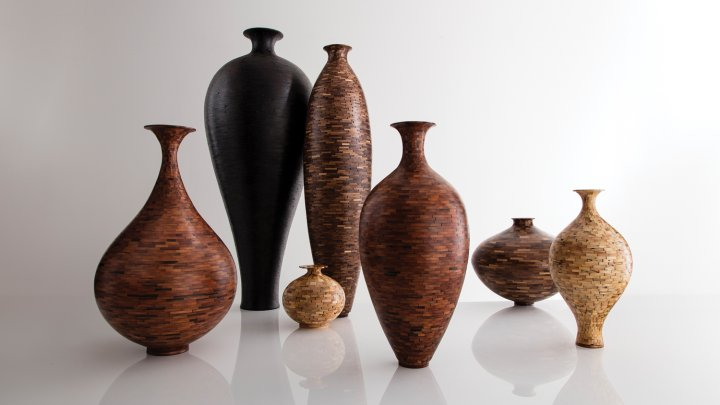 Richard Haining wood vessels