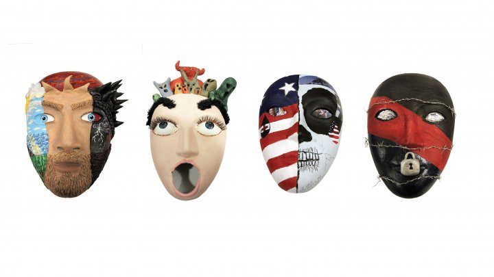 Creative Forces masks