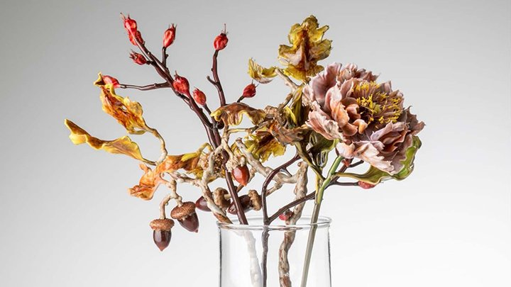 Lilla Tabasso, Glass Flowers