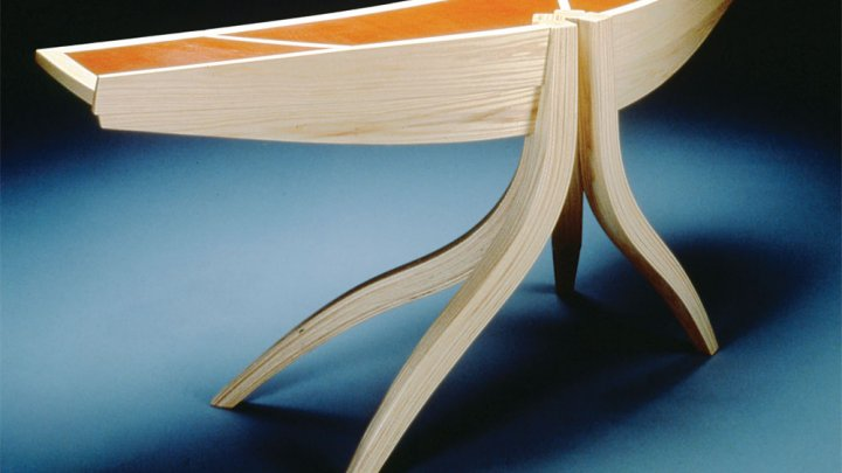 Jere Osgood Deliberate Design American Craft Council Unique Penlands Furniture Style