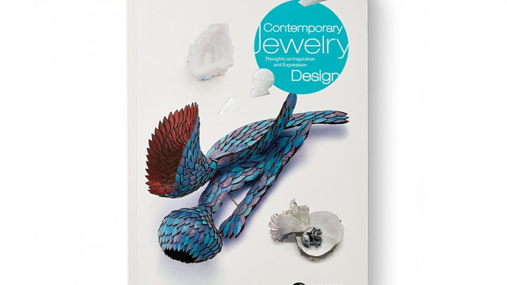 Contemporary Jewelry Design Thoughts On Inspiration And Expression Cover