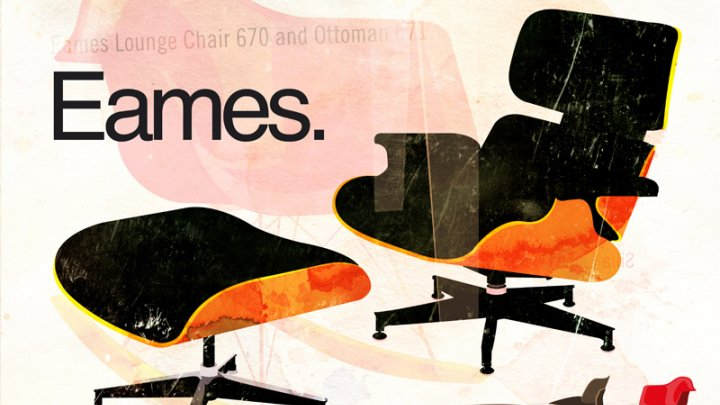 Eames drawing