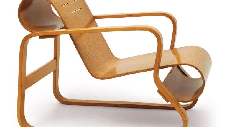A Bent For Design American Craft Council, Bent Plywood Furniture