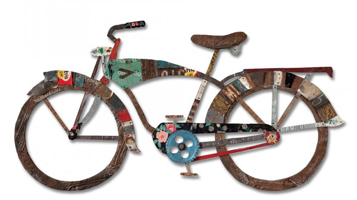 Dolan Geiman, Bicycle Collection