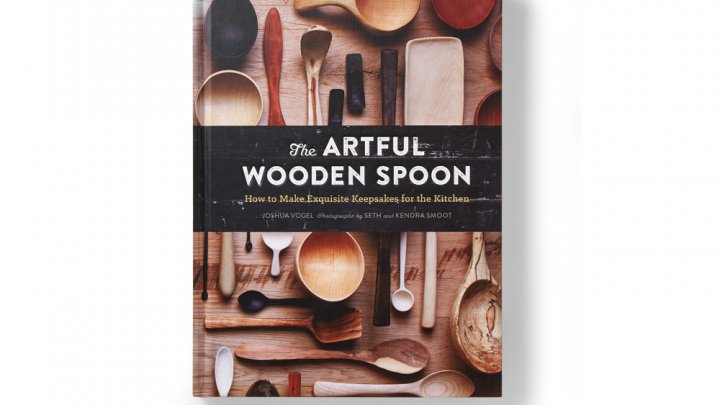 The Artful Wooden Spoon Cover