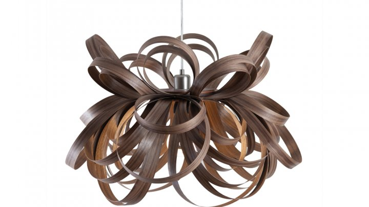 Tom Raffield Butterfly Pendant light