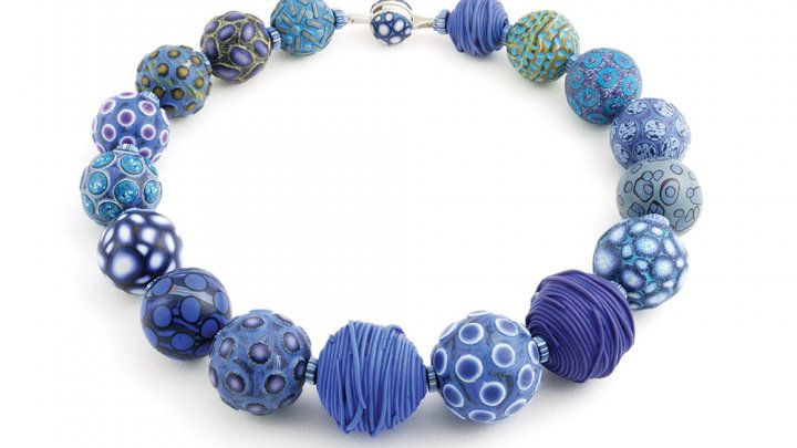 Ford/Forlano, Big Bead necklace (043)