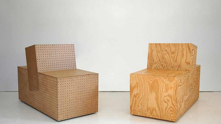 ROLU box chairs