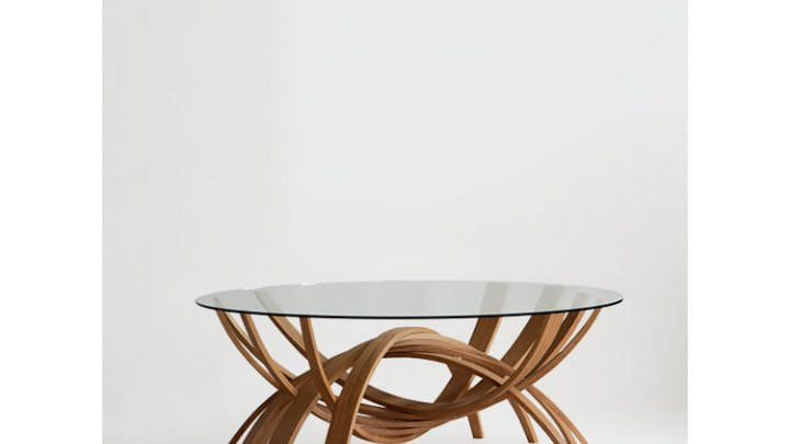Michaela Crie Stone, Radial Coffee Table