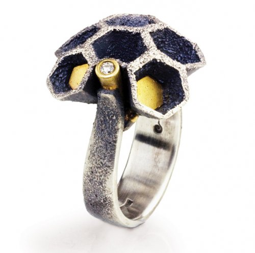 Andy Cooperman, Hexagonal Colony Ring
