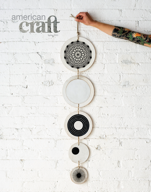 American Craft Spring 2021 Issue Cover